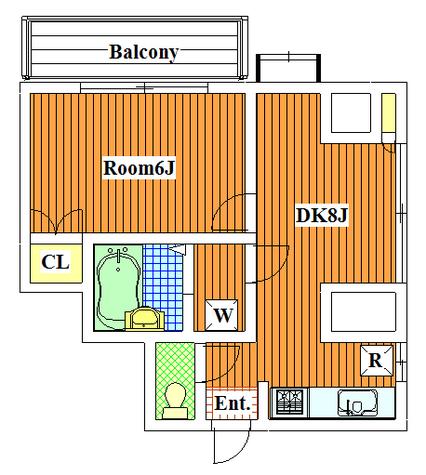 スノーバレー93 (東雪谷2) / 4A 部屋画像1