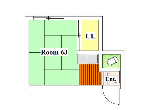 尾山台 15分アパート / 306 部屋画像1