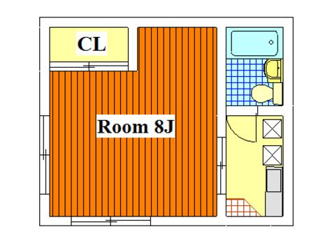 等々力 4分マンション / 202 部屋画像1