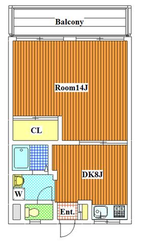 尾山台 19分マンション / 302 部屋画像1