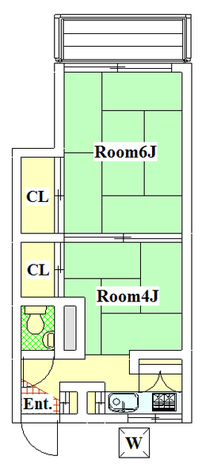 二子玉川 5分マンション / 206 部屋画像1