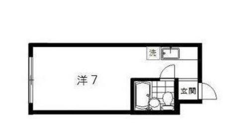 パール・ドゥ・アカサカ / 2階 部屋画像1