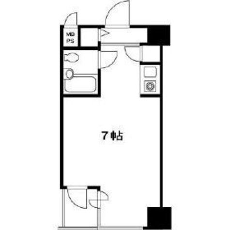 フォンテ六本木 / 10階 部屋画像1