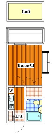 日吉 6分アパート / 205 部屋画像1