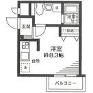 プラージュ石川町 / 302 部屋画像1
