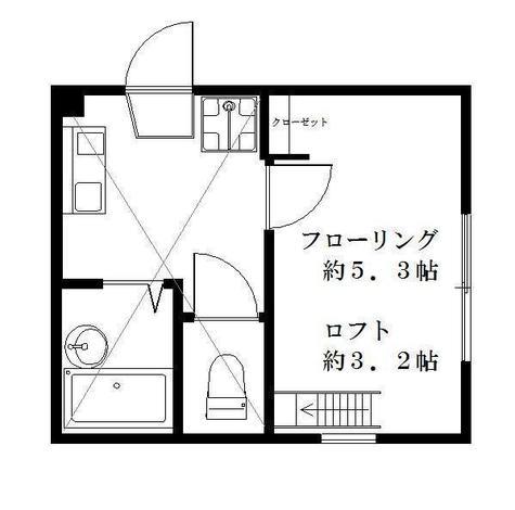 パークヒル弘明寺 / 1階 部屋画像1