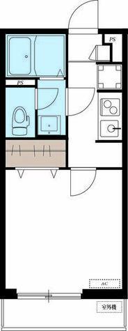 エミネンス川崎 / 3階 部屋画像1