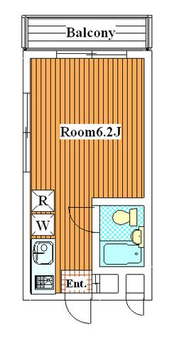 ハルモニア平町 / 301 部屋画像1