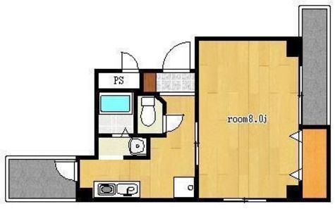 プランドール西横浜 / 2階 部屋画像1