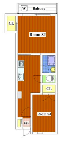 田園フラワーホーム / 306 部屋画像1
