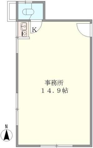 伊藤ビル / 2階 部屋画像1