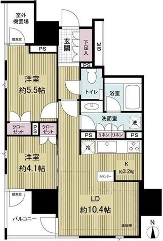 プレミスト麹町 / 9階 部屋画像1