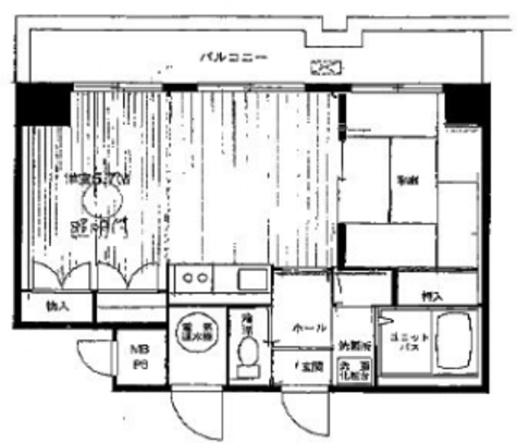 プレジデントハイツ根津 / 7階 部屋画像1