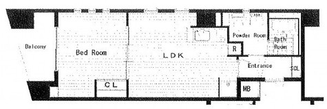 アーバネックス銀座東(旧セントラルステージ銀座) / 6階 部屋画像1