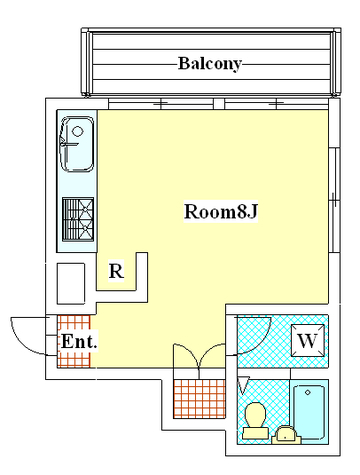 YH,HOUSE / 403 部屋画像1
