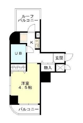 シティハイツ新大塚 / 3階 部屋画像1