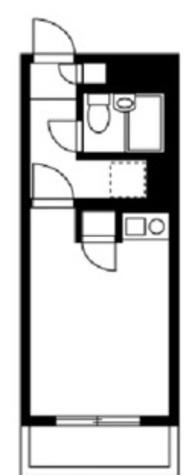 ヒルサイドビル3 / 2階 部屋画像1