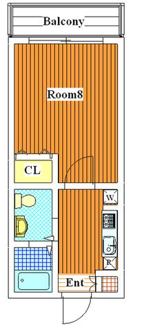 石川台 8分マンション / 206 部屋画像1