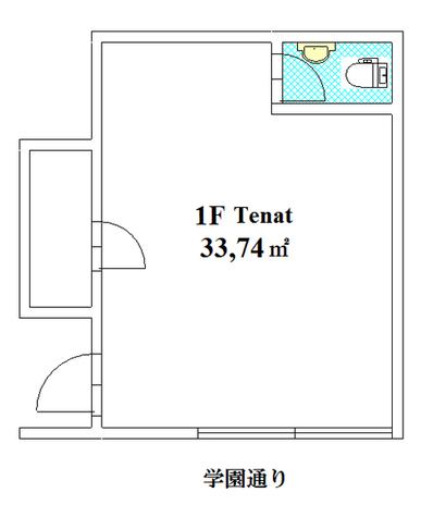 第2アネックス / 301 部屋画像1