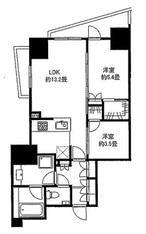 A-standard本郷三丁目 / 9階 部屋画像1