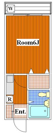 サニーヒルズ等々力 / 305 部屋画像1