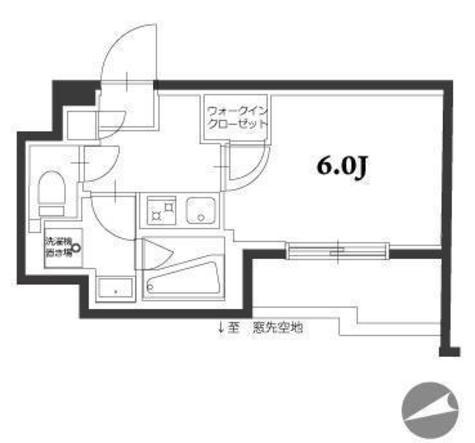 アジールコート品川中延 / 5階 部屋画像1