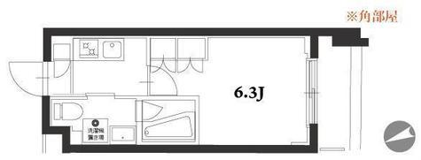 アジールコート品川中延 / 4階 部屋画像1