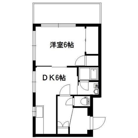 リーベ広尾 / 2階 部屋画像1