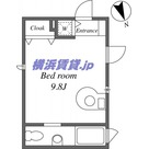 ユーコート由比ガ浜イースト / 1階 部屋画像1