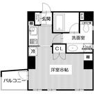 ライフェール新宿御苑North Side / 203 部屋画像1