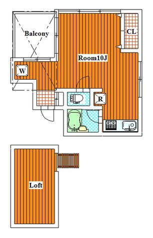 学芸大学 6分マンション / 401 部屋画像1