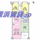 シーアイマンション港北中川 / 602 部屋画像1