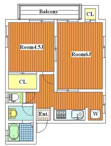 旗の台 5分マンション / 101 部屋画像1