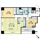 グランスイート麻布台ヒルトップタワー / 16階 部屋画像1