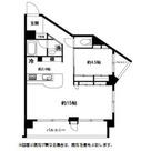 マートルコート恵比寿南Ⅱ / 504 部屋画像1