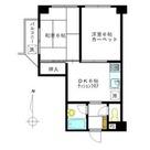グリーンキャピタル広尾 / 406 部屋画像1