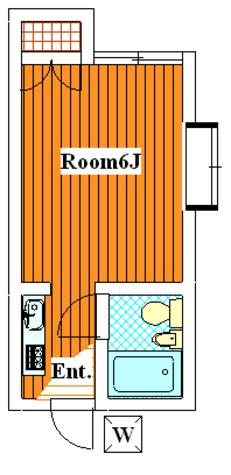 つづじ荘 / 103 部屋画像1