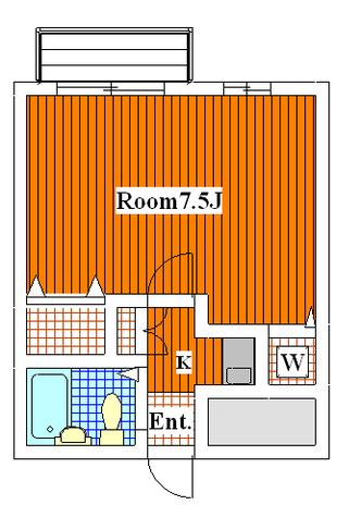 二子玉川 10分マンション / 302 部屋画像1