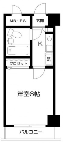 日神パレス吉野町 / 606 部屋画像1
