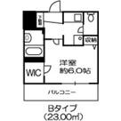 WIN湘南台 / Btype 部屋画像1