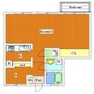 サンライズマンション / 402 部屋画像1