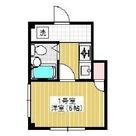 MIUMIU南品川(ミュウミュウ) / 301 部屋画像1
