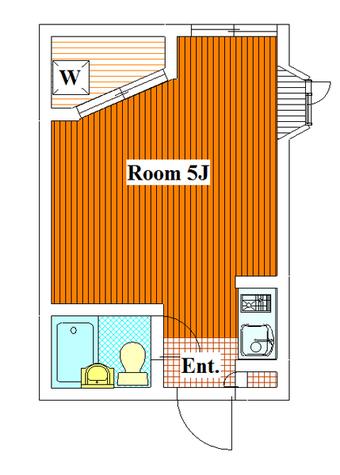 ハイシティ洗足 / 207 部屋画像1