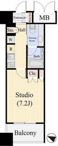 ステラ二番町 / 11階 部屋画像1