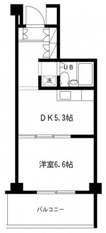 仙台坂アルカディア / 805 部屋画像1