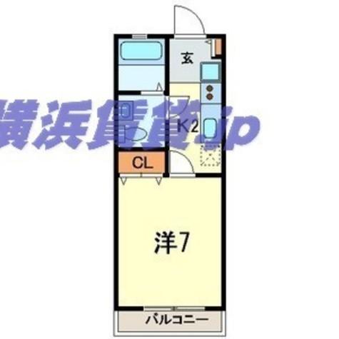 REGALO WADAMACHI / 1階 部屋画像1