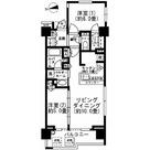 セントラルプレイス新宿御苑前 / 3階 部屋画像1