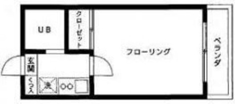KSTマンション / 3階 部屋画像1