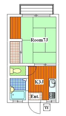 尾山台 6分アパート / 101 部屋画像1