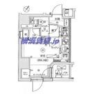 レーヴ横浜蒔田フェルクルール / 701 部屋画像1